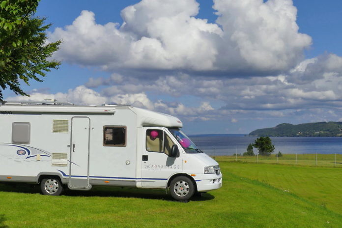 Discover Sweden in a motorhome