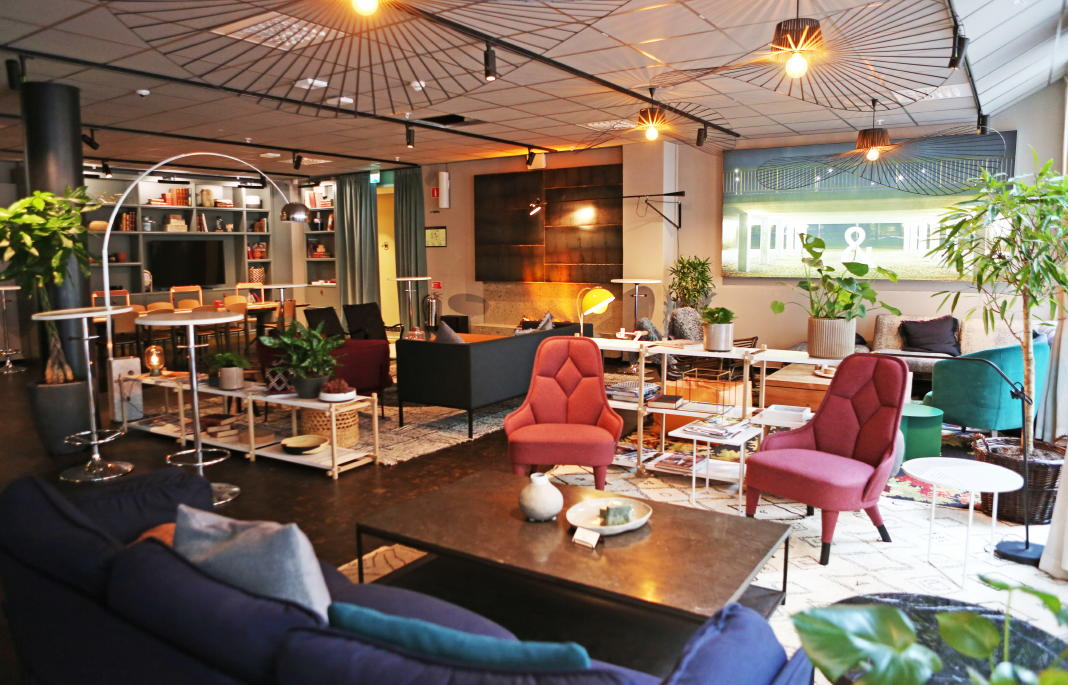 The New Best Western Hotel And In Stockholm