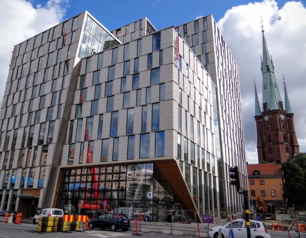 Scandic Continental Stockholm S Most Central Business Hotel