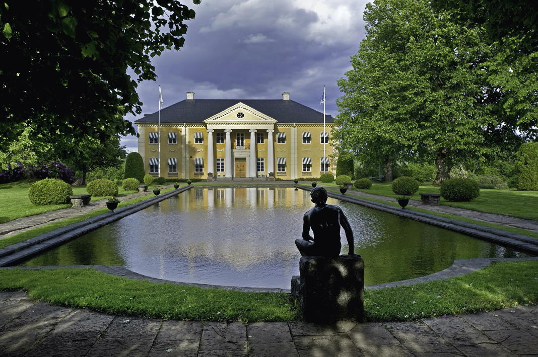 Rottneros Park in Sunne, Värmland open for the season