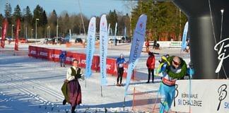 Västgötaloppet, Ulricehamn