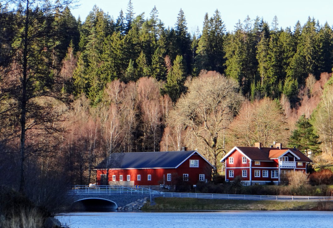 Gothenburg: A November day in the Lake District