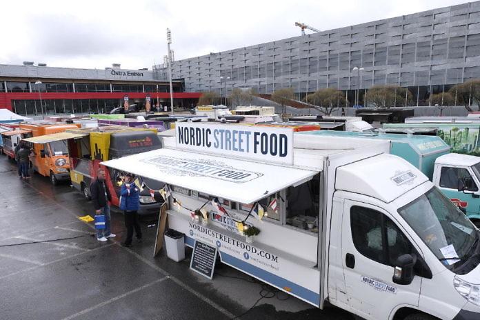 Nordic Street Food Truck, Malmö