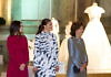 Royal Wedding Dress exhibition at the Royal Palace of Stockholm