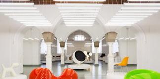 Finnish interior designer Eero Aarnio