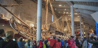 Vasa Museum sets new visitor record in 2016