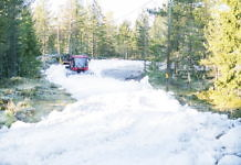 Early winter season in the Swedish mountains: Ramundberget and Grönklitt