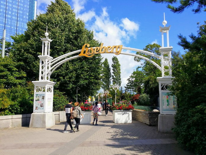 Liseberg fourth best amusement park in Europe