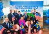 Premiere for new direct flight from Miami to Stockholm