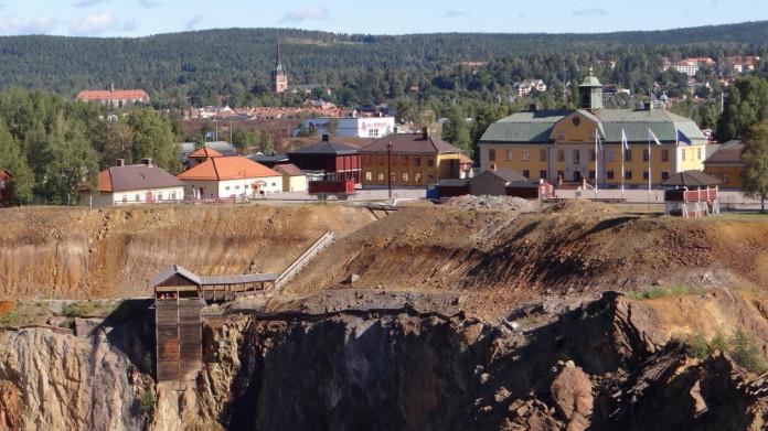 Falun in Dalarna