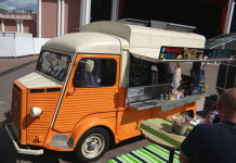 Food trucks in Gothenburg