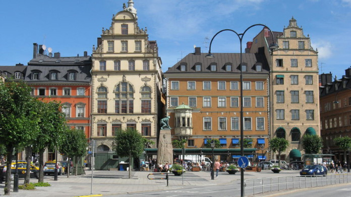 Gamla Stan, Stockholm's old town