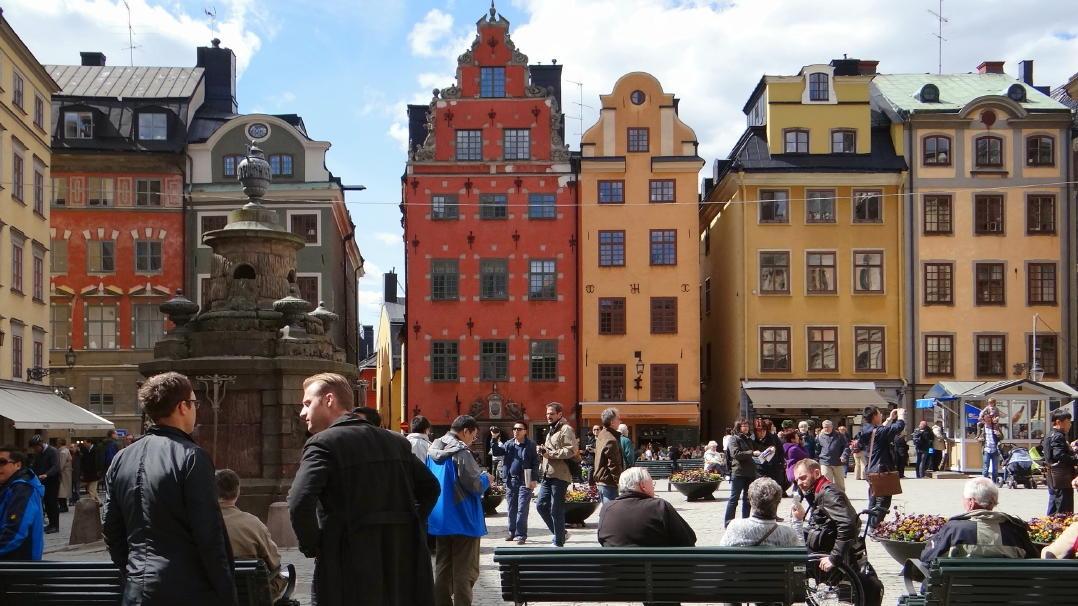 Old Town, Stockholm. [Explored] | Stortorget Highest positio… | Flickr