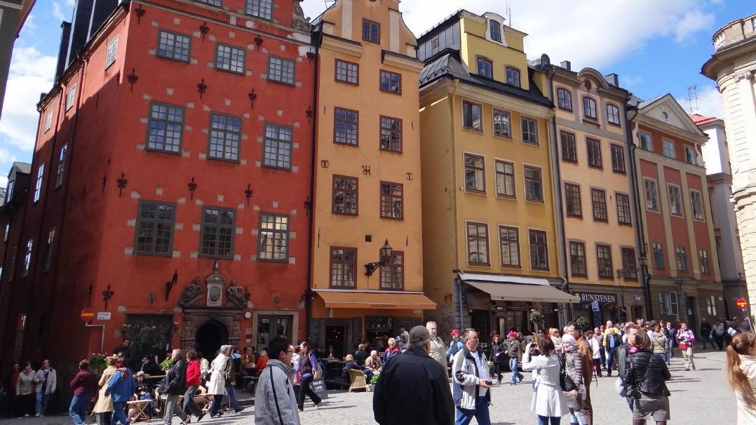 Gamla Stan, Stockholm's old town - Swedentips.se