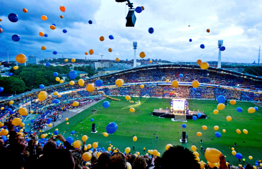 Gothia Cup In Gothenburg