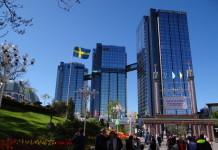 Gothia Towers Hotel, Gothenburg