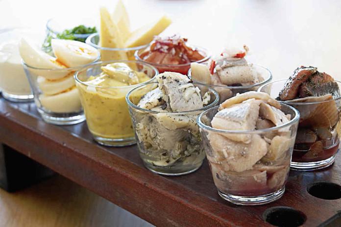Herring from Klädesholmen Seafood