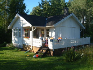 Holiday homes, cottages, and cabins in Sweden