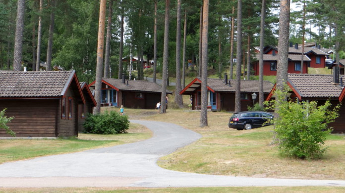 Isaberg Mountain Resort in Småland