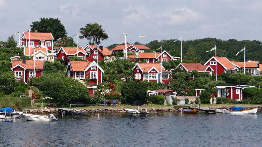 Karlskrona In Blekinge A World Heritage Site Swedentips Se