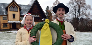 Kranskulla and Kransmas in Vasaloppet 2016