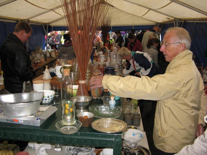 Loppis flea markets in Sweden