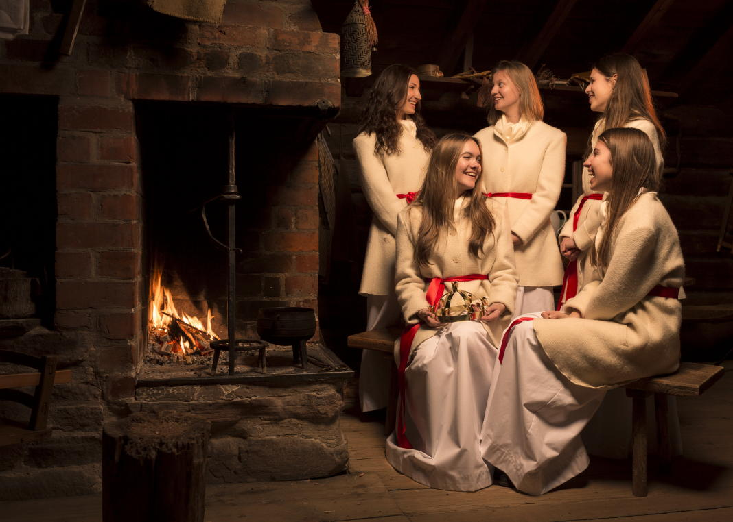 stockholms lucia