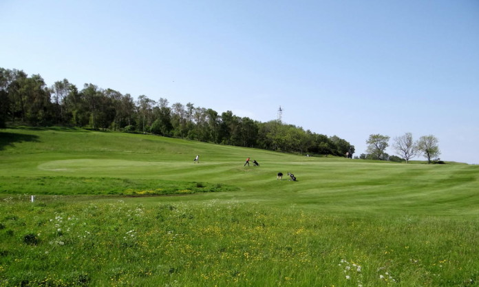 The Mölle golf course in Skåne