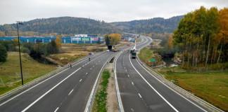 New motorway between Borås and Ulricehamn