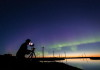 Northern lights filmed in stunning quality