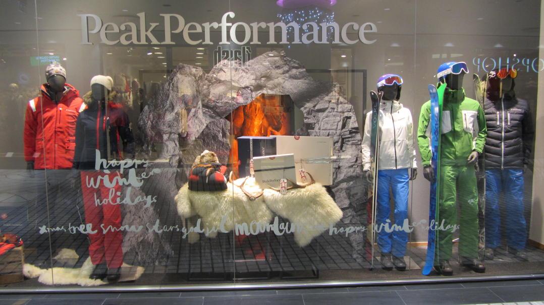 peak performance stockholm