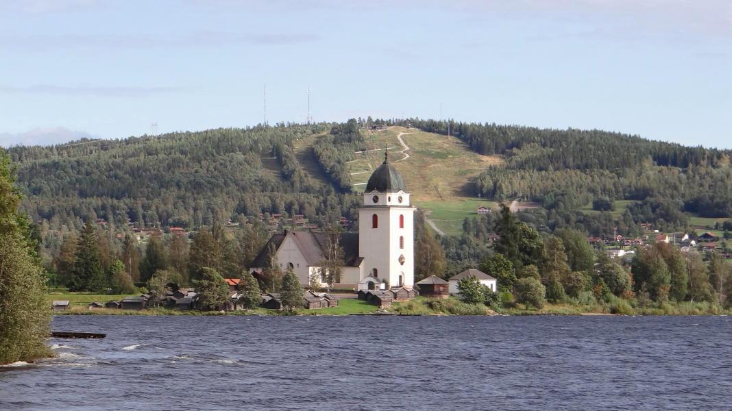 R 228 Ttvik By Lake Siljan In Dalarna Birthplace Of Swedish