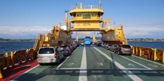 Free road ferries in Sweden