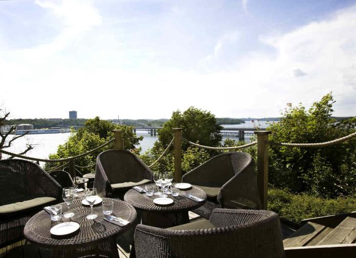 Rooftop Bars In Stockholm Swedentips Se