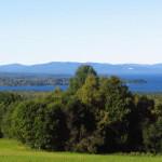 The Lake Siljan region