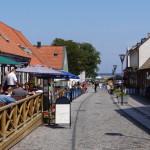 Simrishamn in the region of Österlen in Skåne