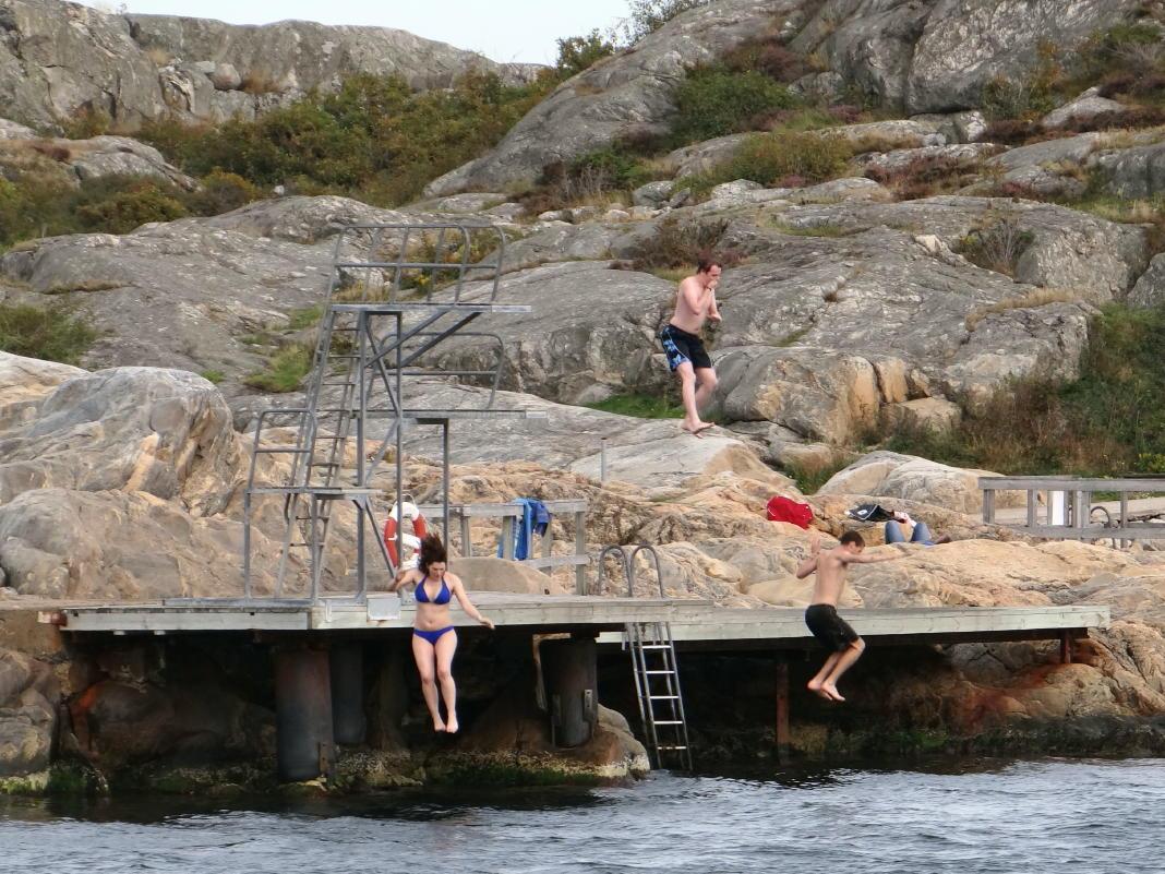 Gothenburg S Southern Archipelago Photos And Info
