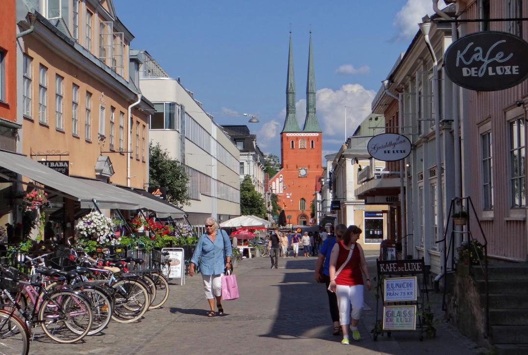 Vxj The greenest City In Europe Swedentipsse