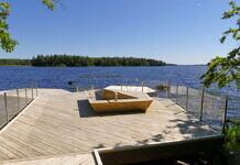 Lake Åsnen National Park