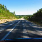 Road trips in Sweden