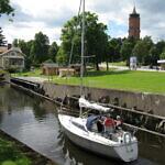 Säffle in Värmland
