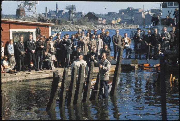 Vasa salvage 1961