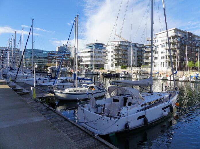 Västra Hamnen, the Western Harbour