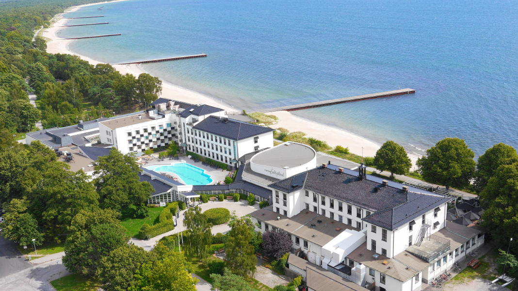 "Ystad Saltsjöbad ""Hotel of the Year"" again"