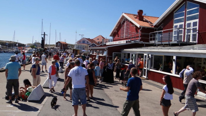 The Smögen Pier