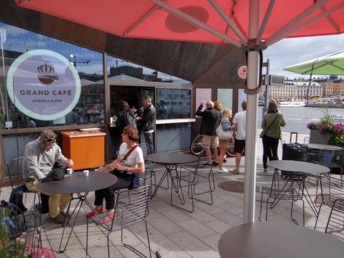 Grand Hôtel, Stockholm: Grand Café