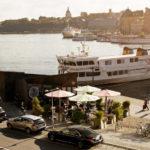 Grand Café on Strömkajen in Stockholm