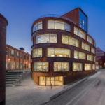 KTH School of Architecture Stockholm Building of the Year 2016