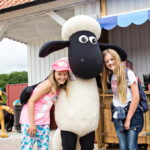 """Shaun the Sheep Land"" at Skåne Animal Park"