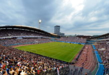 Ullevi in Gothenburg